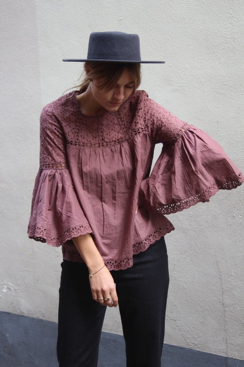 Brandy Blouse