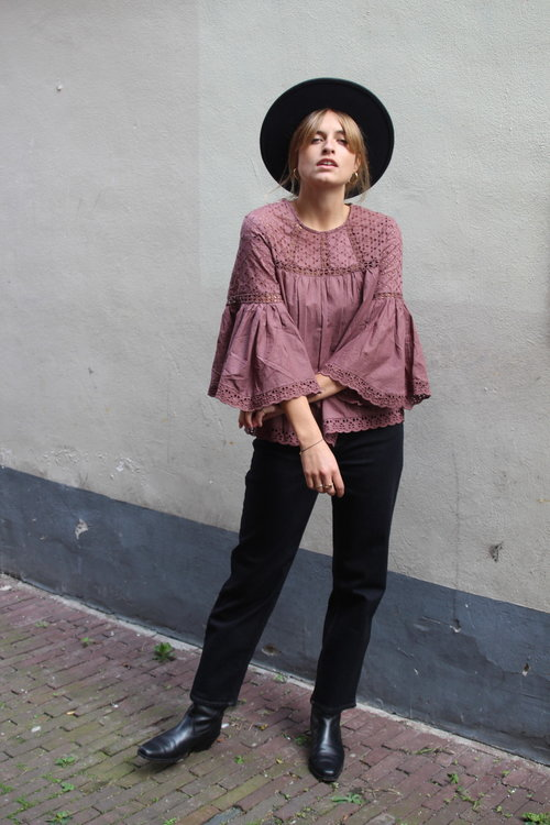 Lollys Laundry Brandy Blouse