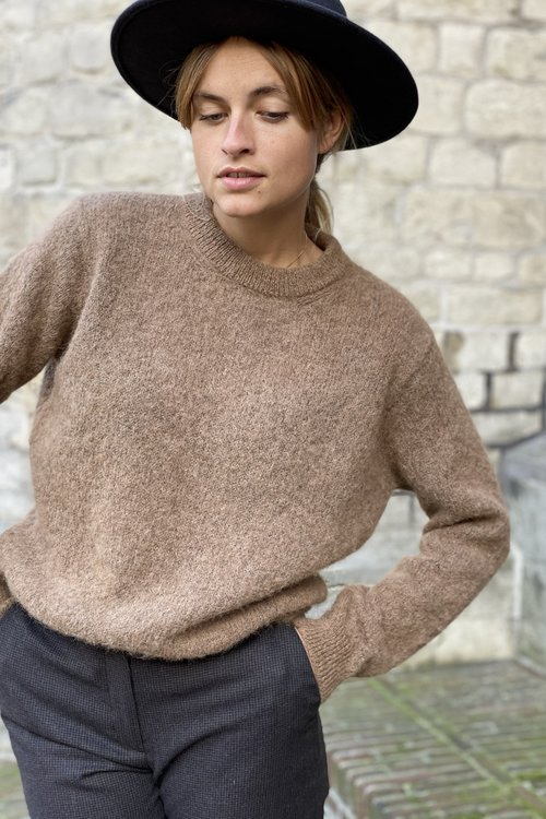 Lana Organic Pullover
