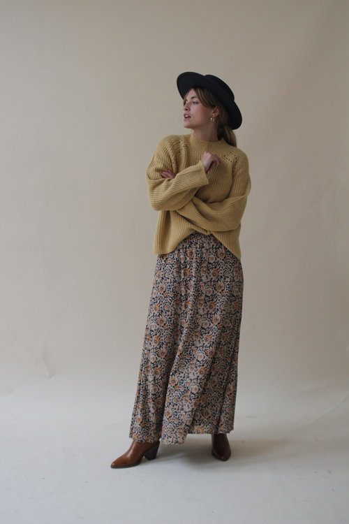 By Bar Pleun Sun Flower Skirt