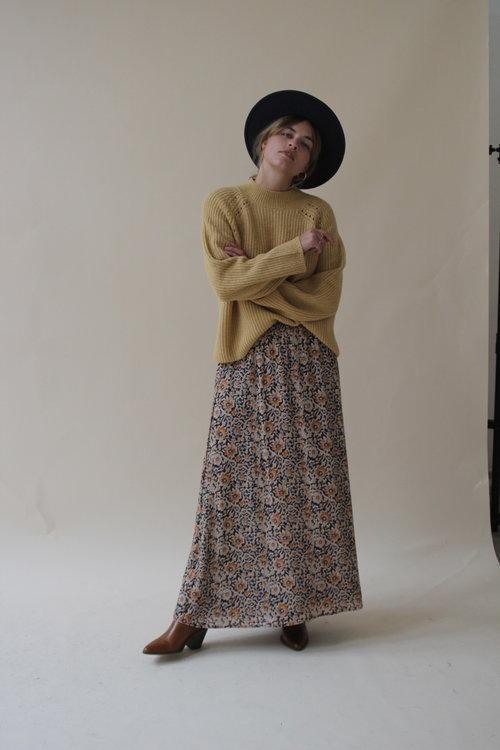 Pleun Sun Flower Skirt