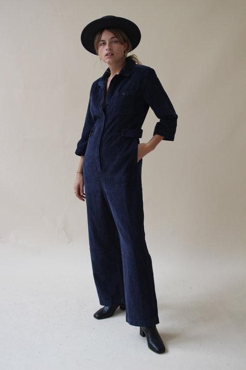 Cord Suit
