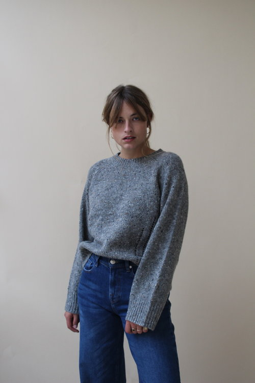 Selected Femme Forest Knit O-neck