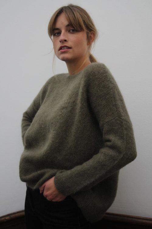 Des Petits Hauts Dolympe Sweater