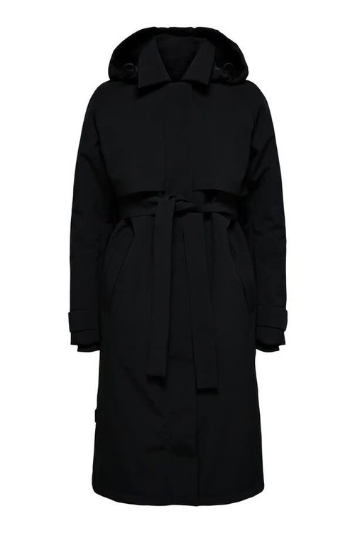 Selected Femme Helen Tech Trenchcoat
