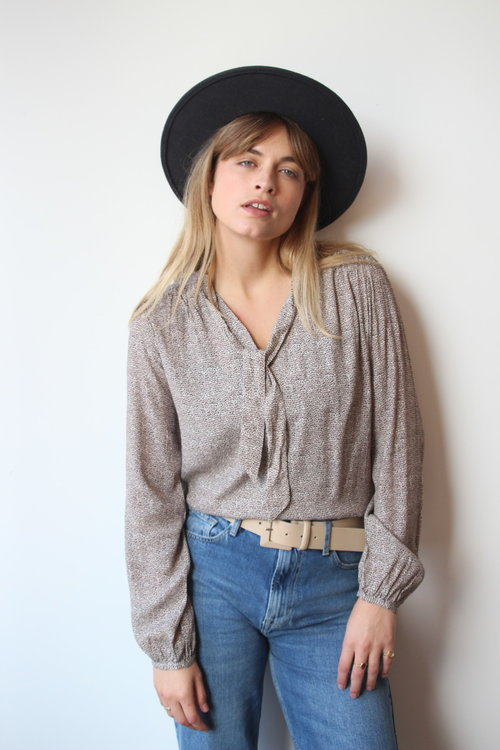 Knit-ted Philou Top