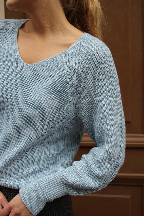 Selected Femme Emmy Knit V-neck