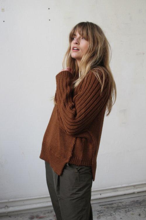 Rabens saloner Devi Boxy Sweater