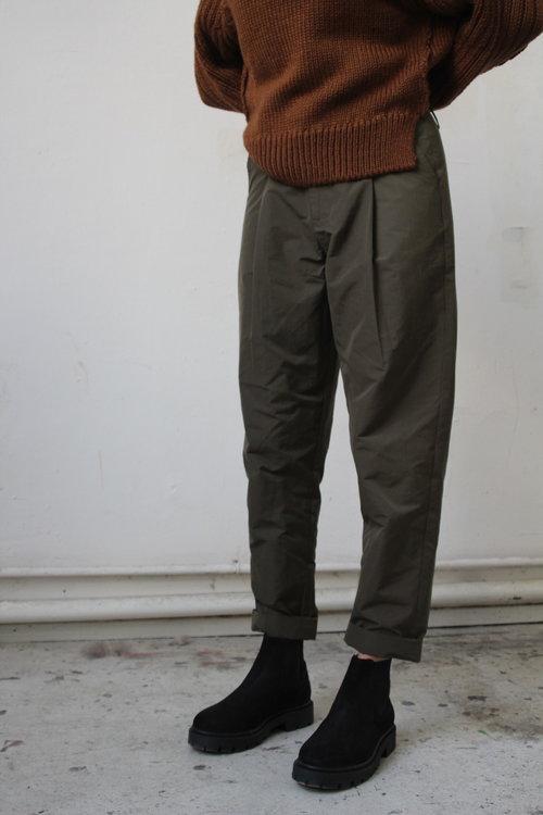 Rabens saloner Raina Perfomance Pleat Pants