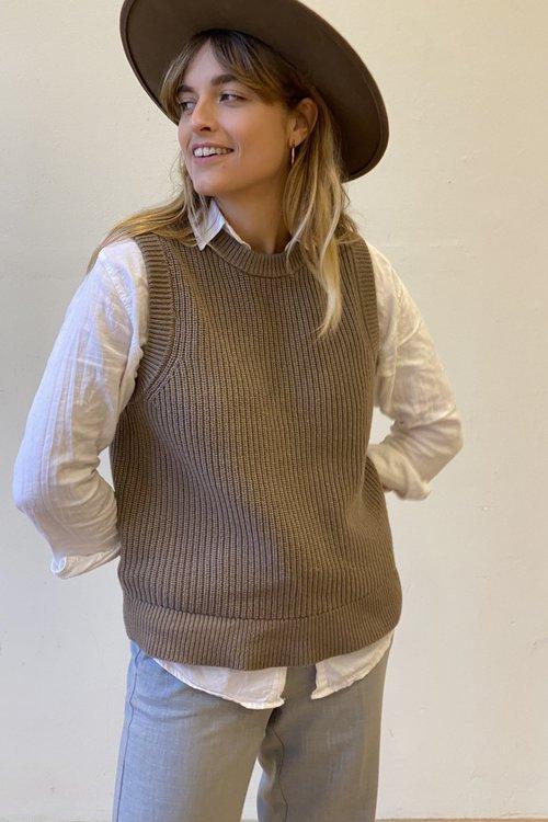 Selected Femme Jos Knit Vest