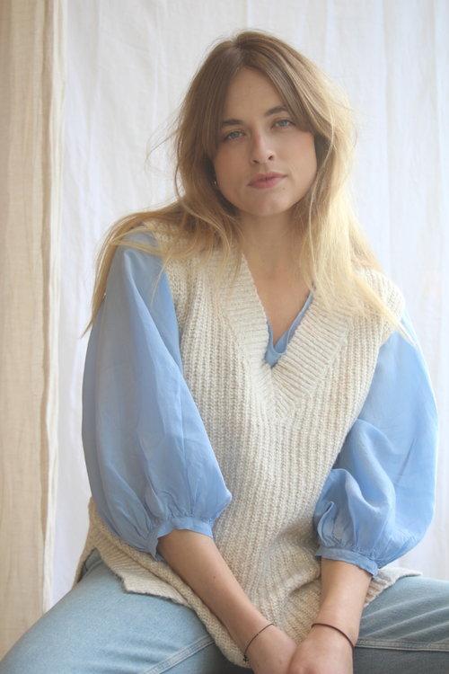 Selected Femme Helena Knit Vest