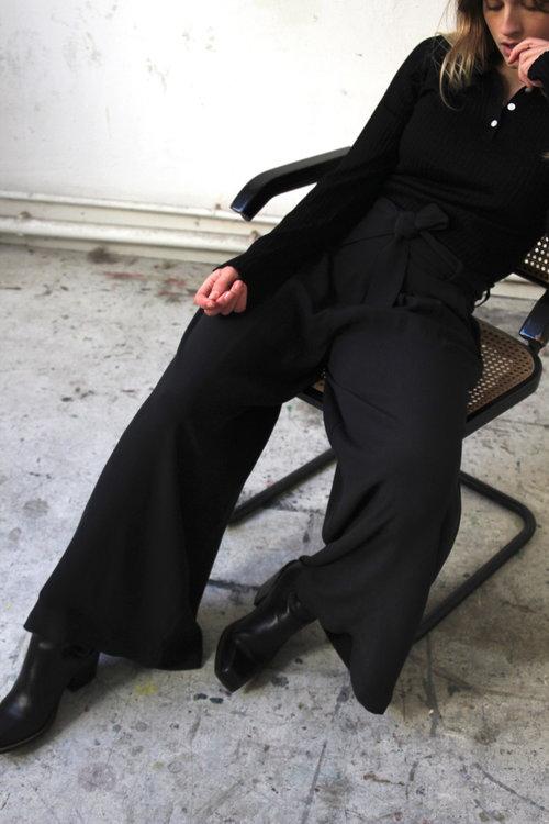 Wanda Crepe Pants