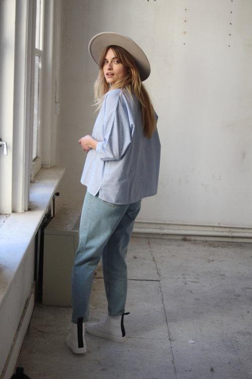 Selected Femme Frida Mom jeans