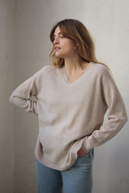 Knit-ted Rachel Pullover