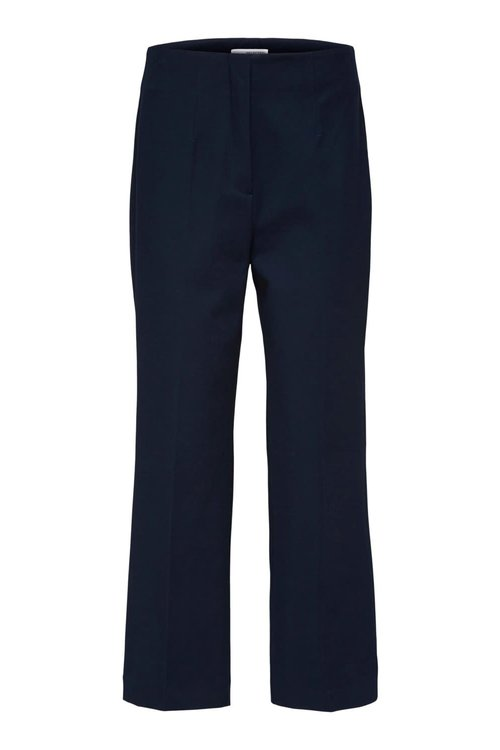 Selected Femme Lina Wide Ankle Pants