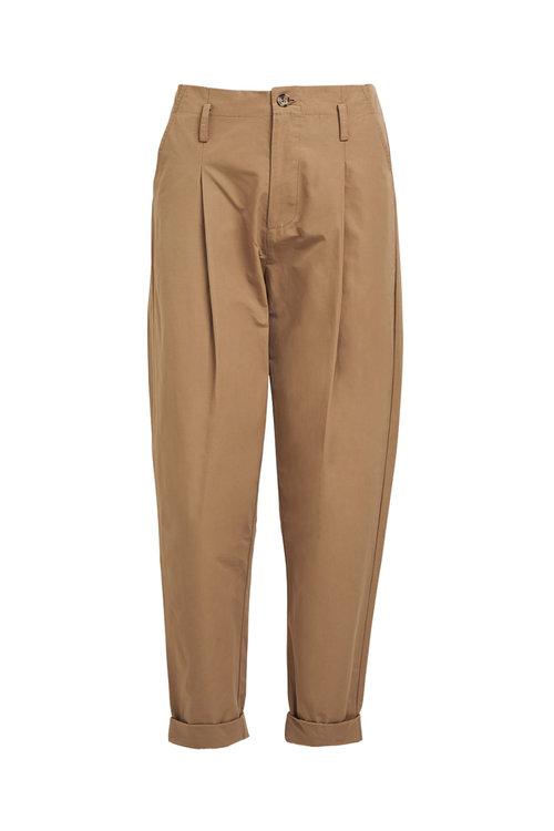 Rabens saloner Raina Opaque Pleat Pant