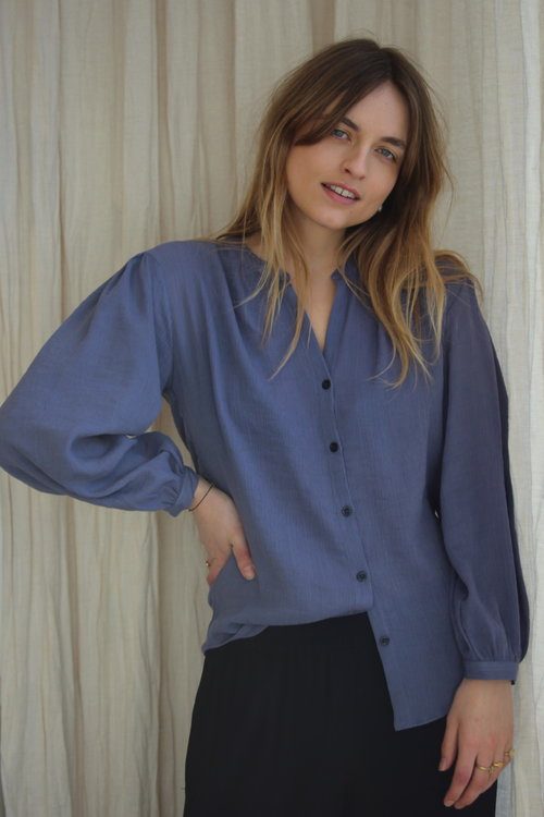 Knit-ted Elise Blouse