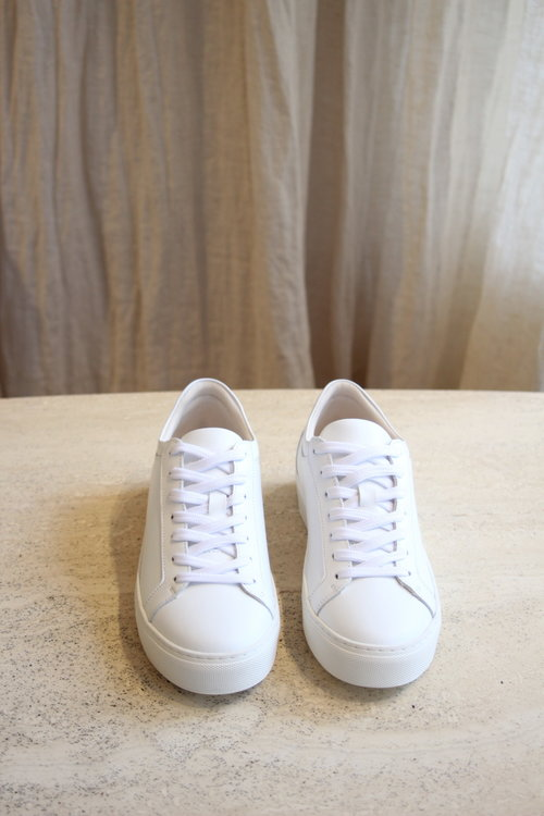 Selected Femme Emma Leather Trainer