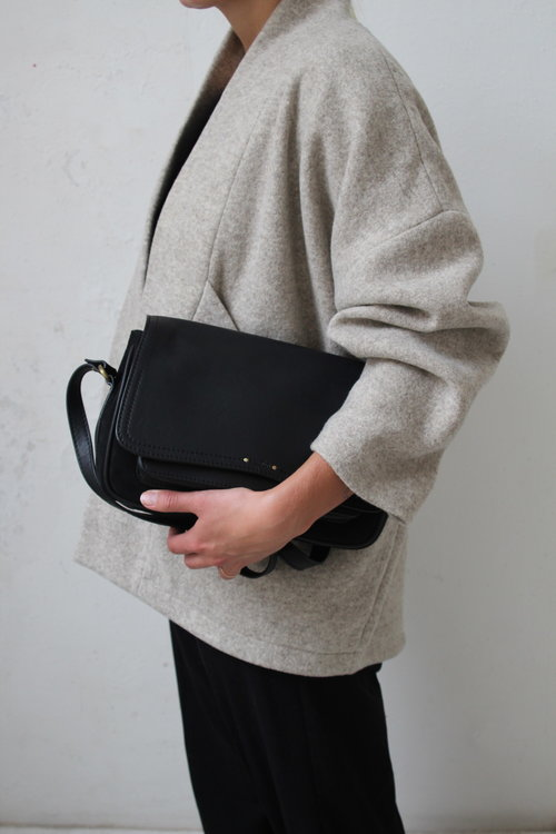 Sessun Tano Leather Bag
