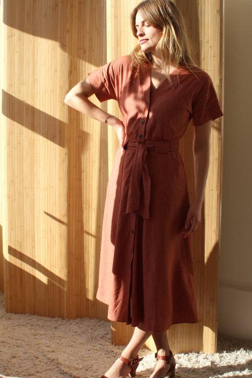 Sessun Cala Rossa Dress