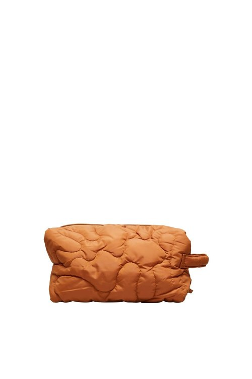 Selected Femme Tomine Quilted Toiletry Bag