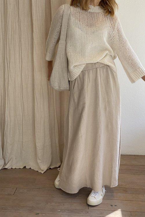 Selected Femme Harvest knit o-neck