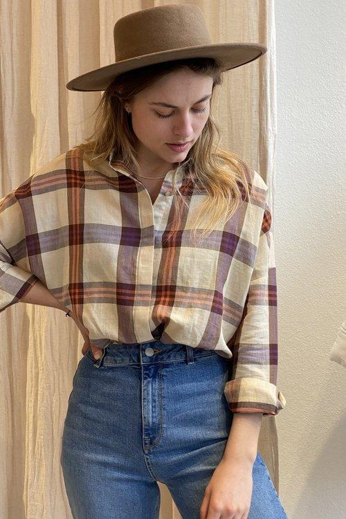 Sessun Delima blouse
