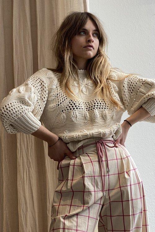 Sessun Marietas Knit