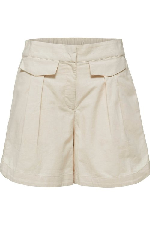Selected Femme Cecile Shorts
