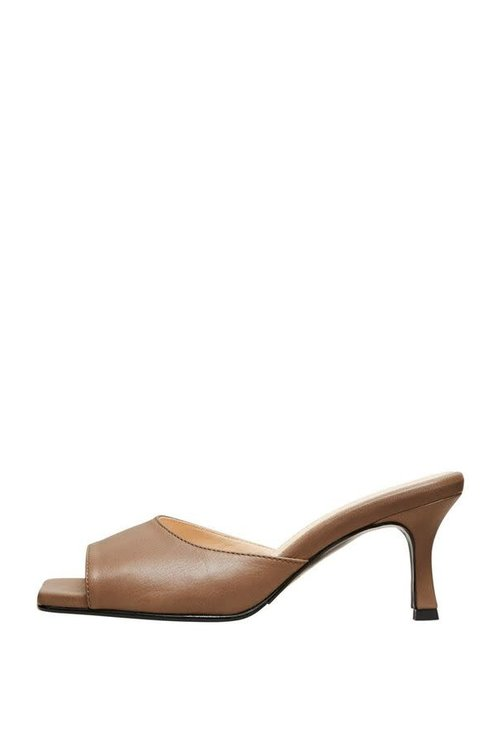 Selected Femme Ashley Leather Mule