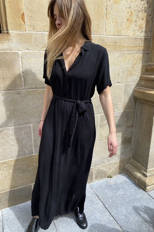 By Bar Liz Crinkle Dress