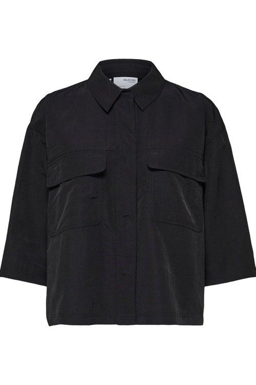 Selected Femme Bella 3/4 Shirt