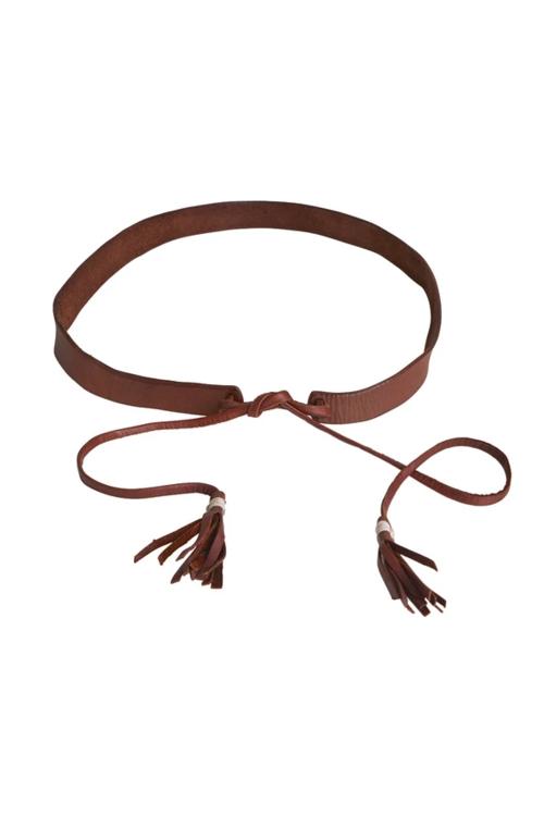 Rabens saloner Zoe Leather Belt