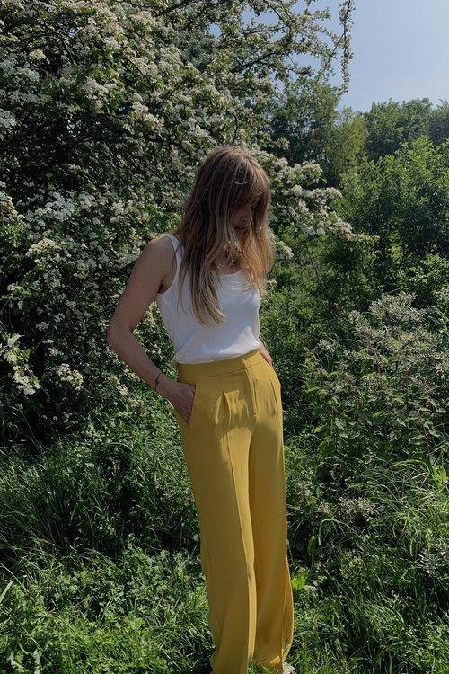 Selected Femme Tinni-Porta Wide Pants