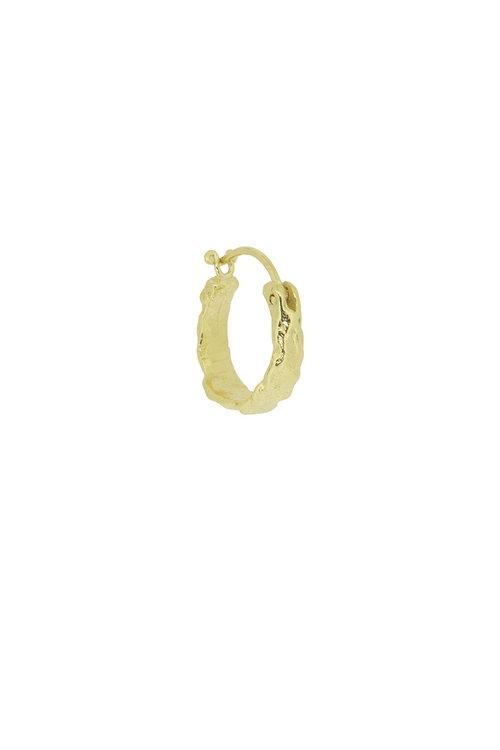 By1Oak Bittersweet gold earring