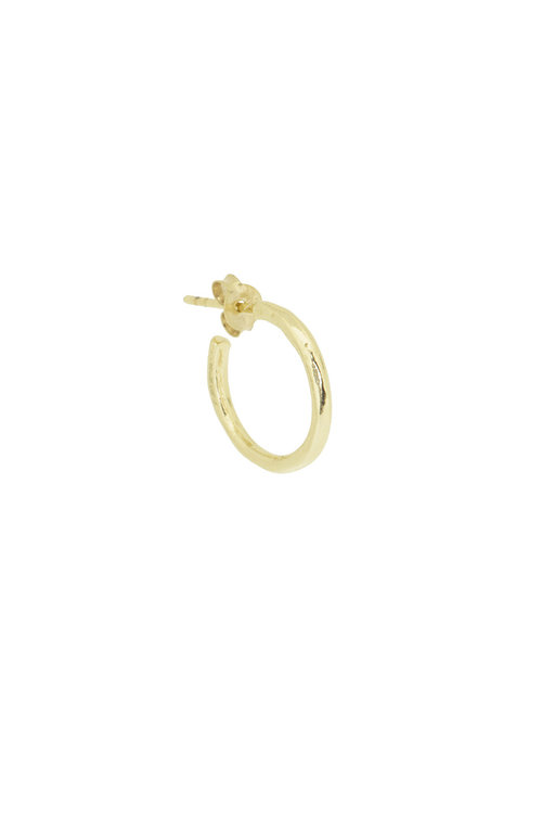 By1Oak The Classics Small Earring Gold