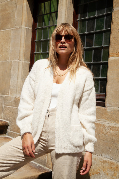 Knit-ted Bernelle Cardigan