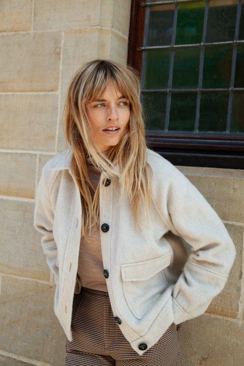 Ruby Tuesday Maelre Woolen Jacket