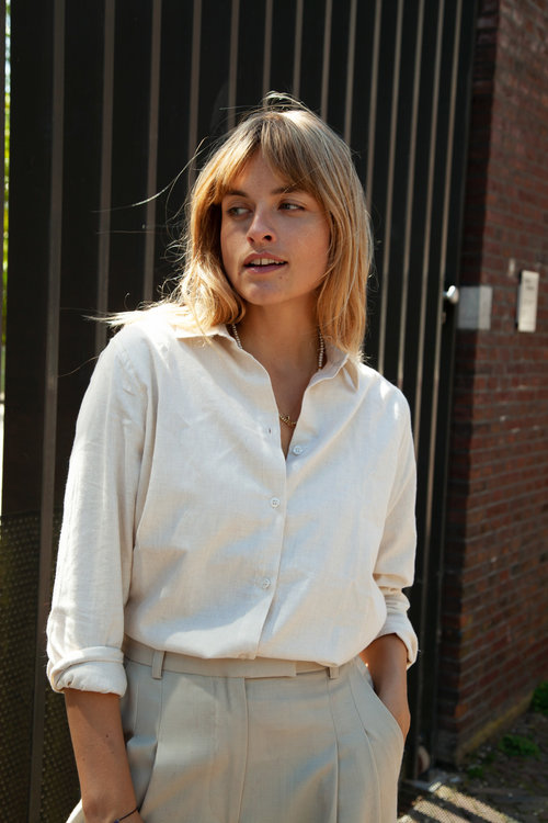 Knit-ted Brechtje Blouse