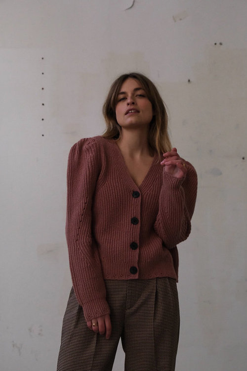 Ruby Tuesday Vide Knitted Vest