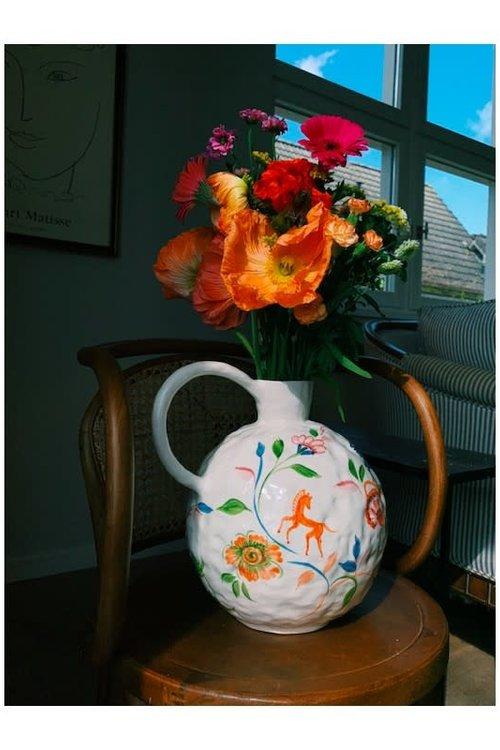 Anna+Nina Flower Parade Vase