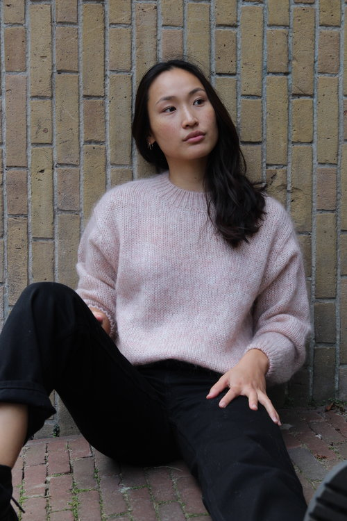 Knit-ted Stephanie Pullover