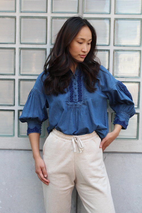 Sessun Mahesha blouse