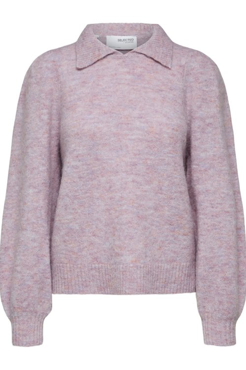Selected Femme Sia-Louisa Knit Polo
