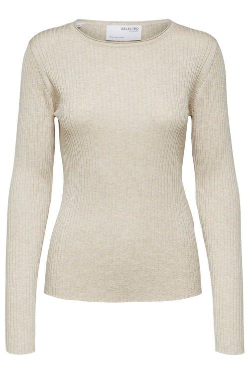 Selected Femme Lydia Rib Knit