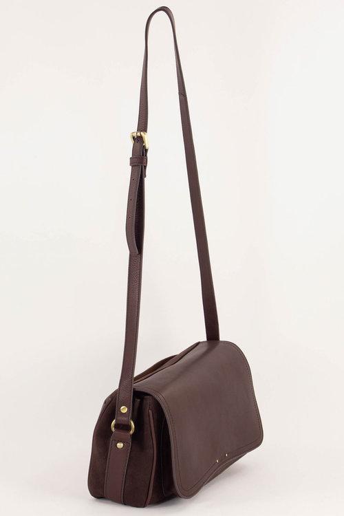 Sessun Tano Leather Bag