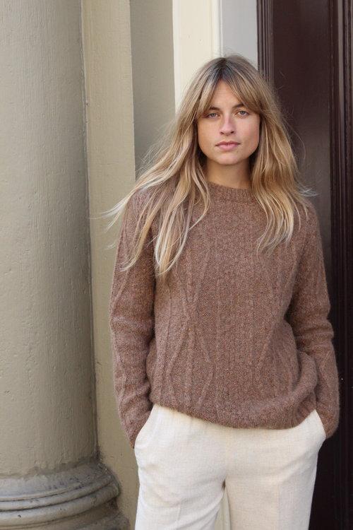 Les Bo-hemiennes Tiego Sweater