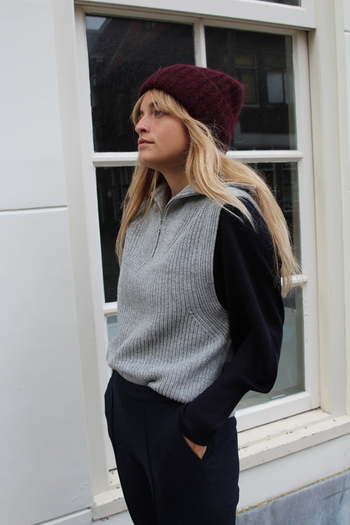 Selected Femme Kally Knit Vest