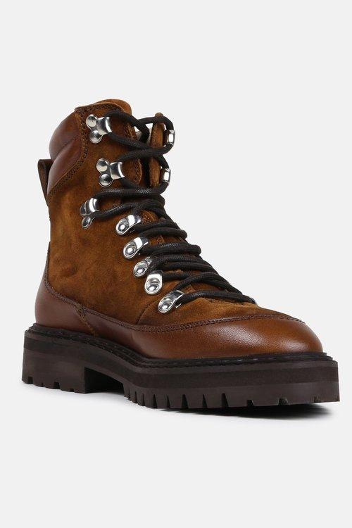 Royal Republiq Downtown Hiker Oxford Combat Boots