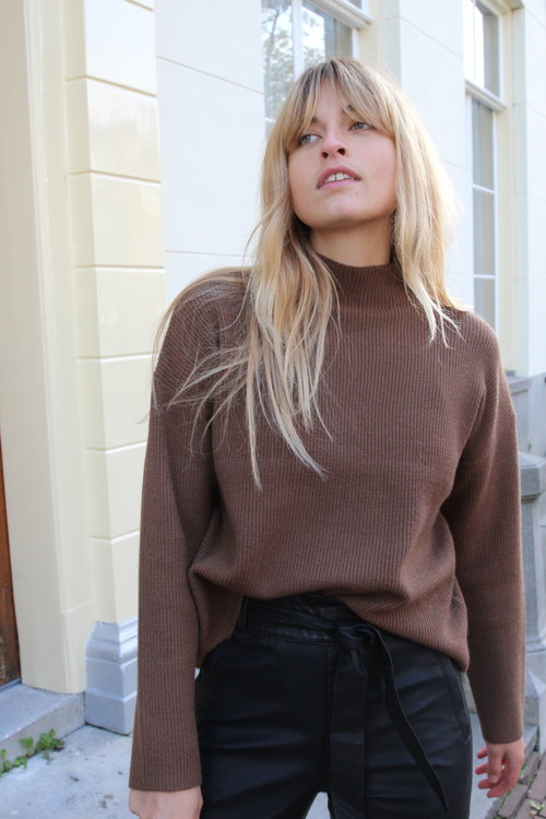 Selected Femme Claire Knit Highneck
